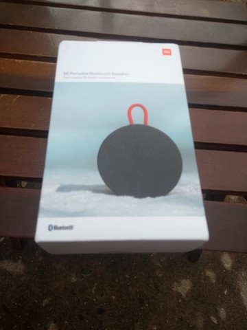 Xiaomi Mi Speaker Portable Bluetooth Mini Caixa De Som - Foto 4