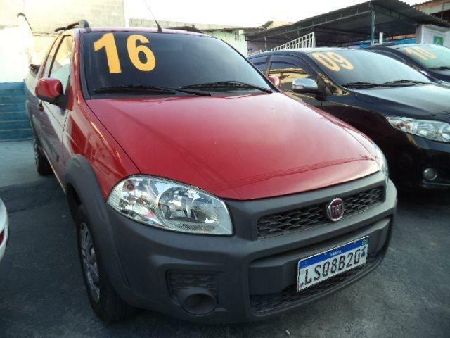 <br>FIAT STRADA 1.8 MPI ADVENTURE CD 16V FLEX 2P AUTOMATIZADO - 2012 / 2013 <br>