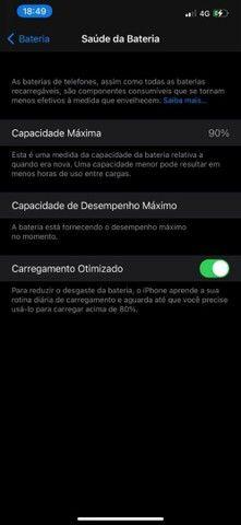 Vendo iPhone XS Max 256 gigas dourado - Foto 2