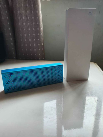 Caixa de Som Portátil Xiaomi Mi Bluetooth - Foto 2