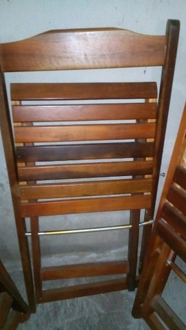 3 caldeiras em madeira , tipo dobrável flexível , só $25 cada unidades . - Foto 3