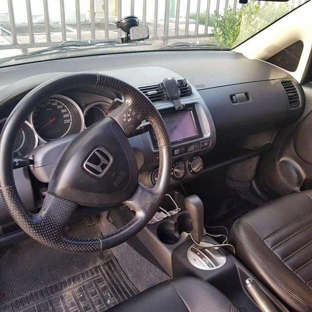 Honda Fit 2006 Automático V-Tec - Foto 19