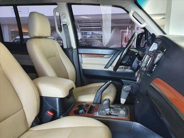 Mitsubishi pajero full 3.8 hpe 4x4 v6 24v gasolina 4p automático - Foto 12