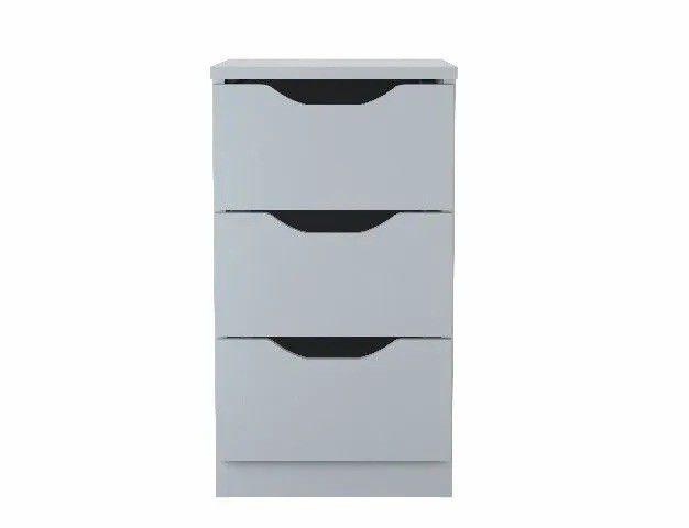 Gaveteiro com 3 gavetas armário