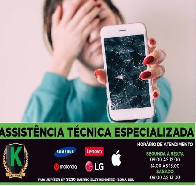 Assistência em celular