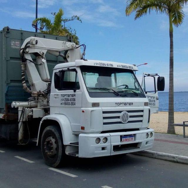 Container  transporte içamentos  - Foto 3