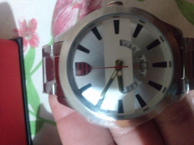 Relógio Technos do Flamengo novo - Foto 2