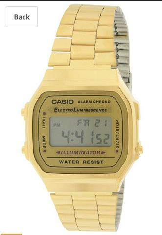 Casio original lindo