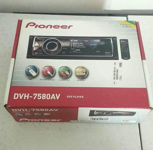 DVD Pioneer completo
