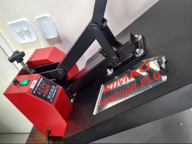 Máquina De Estampar Camisetas Stampcor Plus - Equipamentos e ... 4e126270026dd