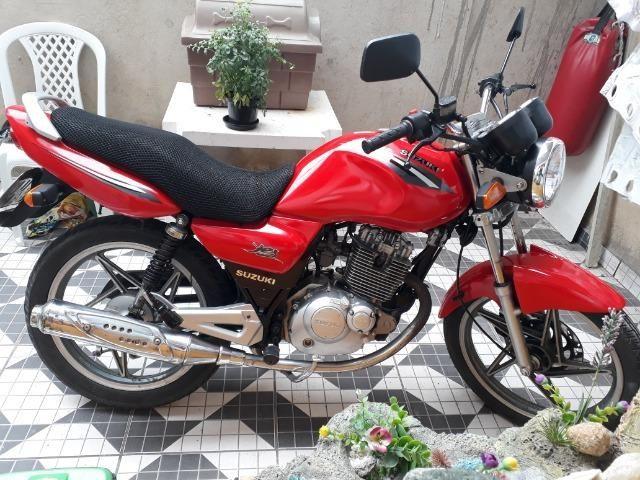 Suzuki En 125 YES Ótimo estado de conservação