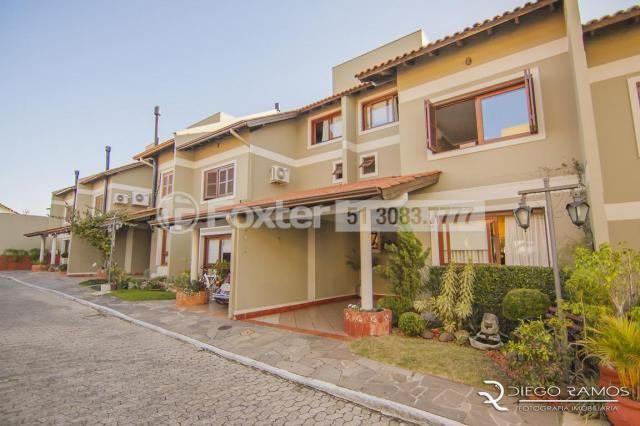 Casa à venda com 3 dormitórios em Tristeza, Porto alegre cod:163551