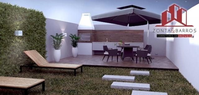 Casa à venda com 3 dormitórios em Eucaliptos, Fazenda rio grande cod:CA00039 - Foto 4