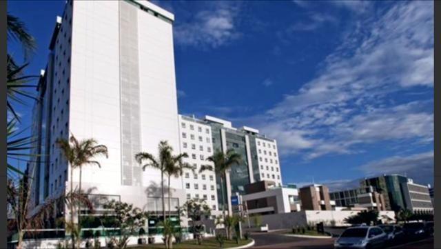 Apart Hotel, Park Sul, 1 Quarto, Mobiliado