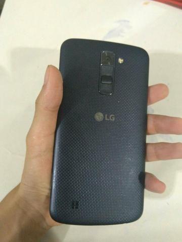 Vendo ou troco LG K10 por algum de meu interesse