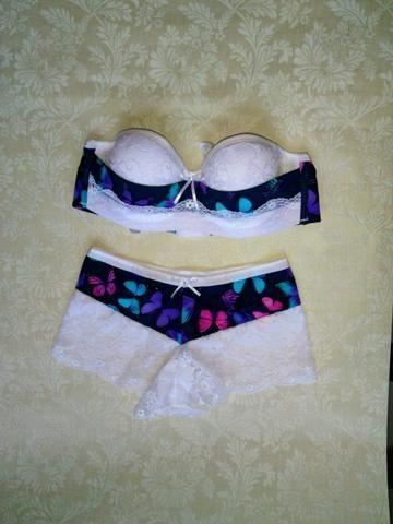 ?? conjunto de lingerie