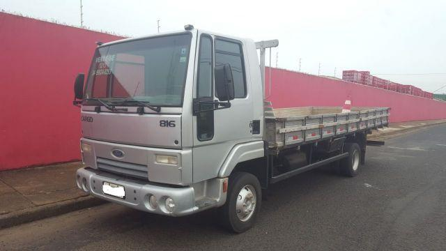 Ford cargo 816 s 2012/2013