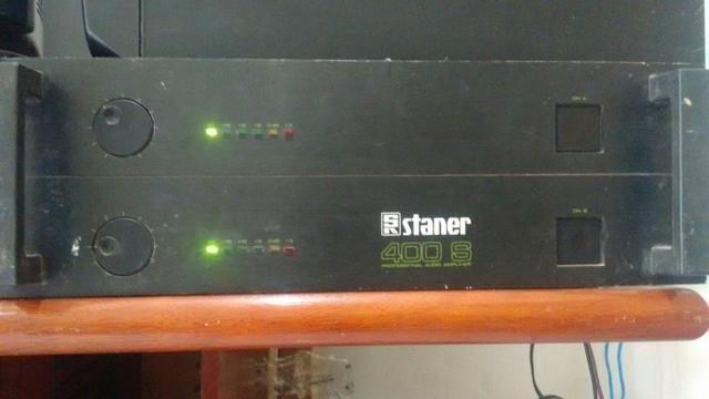 Vendo um amplificador profissional