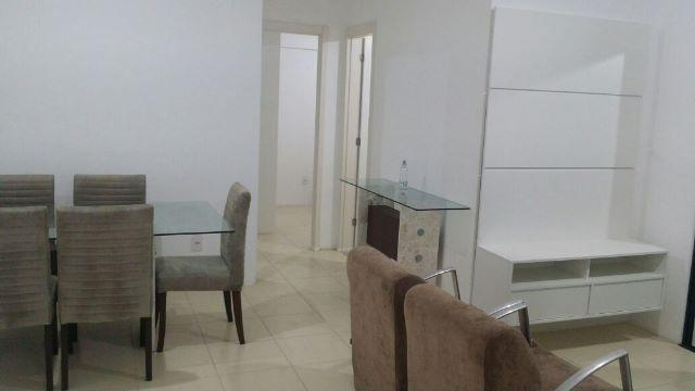 Apartamento novo, mobiliado, Edf. Antibes