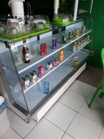Expositor freezer frios