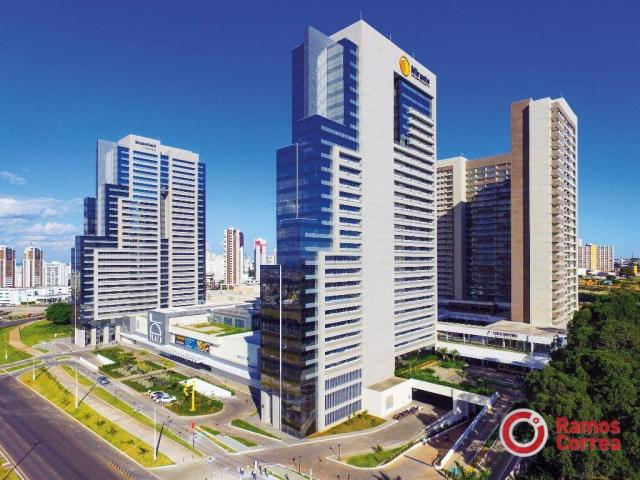 Apartamento residencial para locação, Sul, Águas Claras.