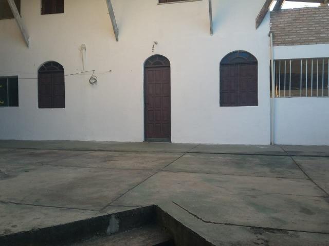 Casa terreo com 02 quartos, area livre, Parque São Cristovão