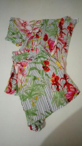 Kimono conjunto