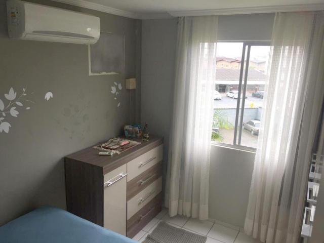 Apartamento à venda com 2 dormitórios em Jardim iririú, Joinville cod:V02828 - Foto 8