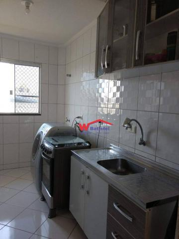 Apartamento com 2 dormitórios à venda, 57 m² por r$ 250.000 - rua vinte e cinco de dezembr - Foto 8