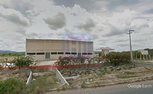 JRS Vendo Galpão com excelência estrutura para sua empresa nas margens da PE160
