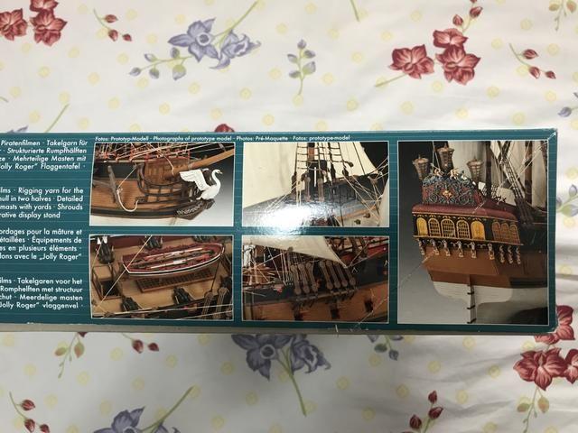 Navio Pirata Revell 1:72 - Foto 2