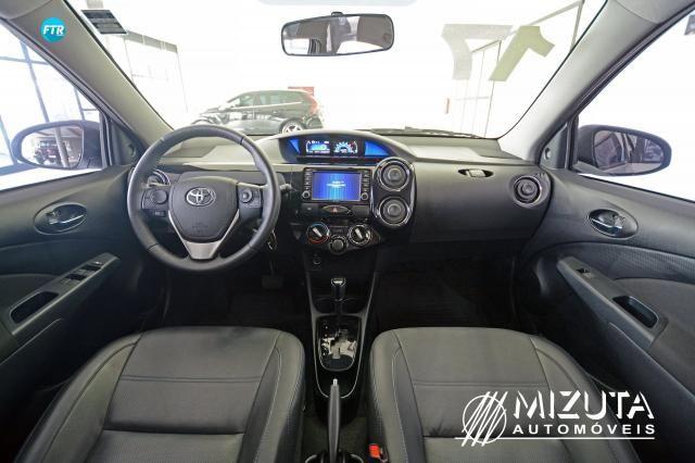 Etios 2016/2017 1.5 platinum sedan 16v flex 4p automatico - Foto 6