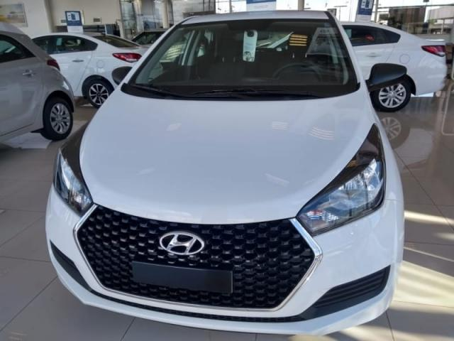 HYUNDAI HB20 1.0MT UNIQUE BLUEAUDIO 2019 - Foto 2