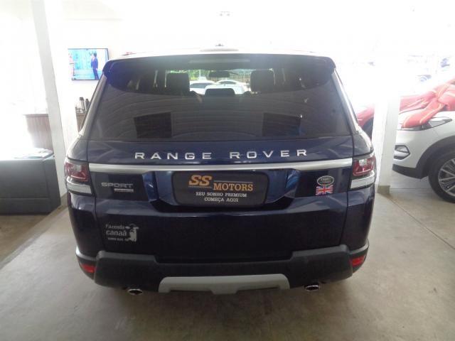 LAND ROVER RANGE ROVER SPORT 2016/2016 3.0 HSE 4X4 V6 24 V TURBO DIESEL 4 P AUTOMÁTICO - Foto 4