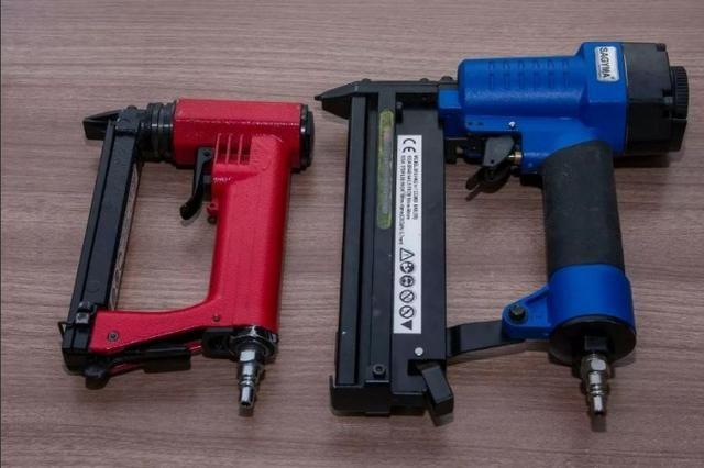 Kit Grampeador 80w Tg + Pinador/grampeador - Seminovos