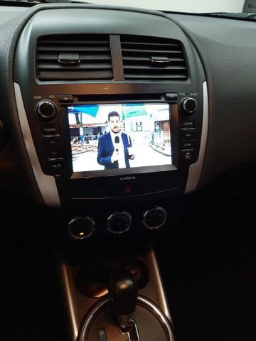 Mitsubishi Asx 2.0 Aut. Único Dono Câmbio CVT Multimídia Televisão Gps - Foto 9