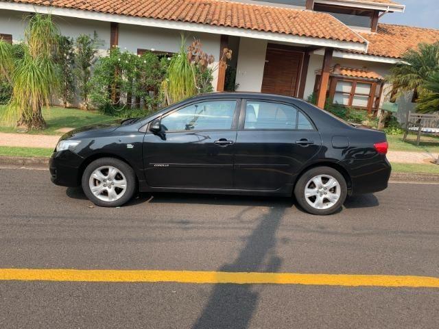 Corolla XEI 2.0 Automatico 2011