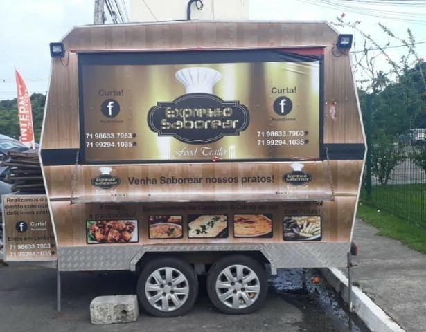 Trailer de comida. Food truck - Foto 2