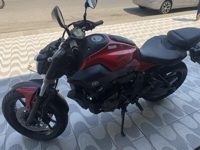 Yamaha Mt07 ABS 17/17 - Foto 2