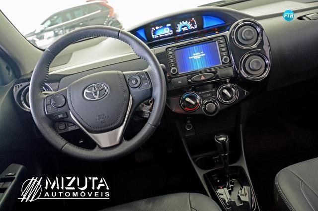 Etios 2016/2017 1.5 platinum sedan 16v flex 4p automatico - Foto 7