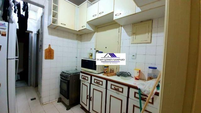 Apartamento de 2 quartos, na Rua do Humaitá - RJ - Foto 12