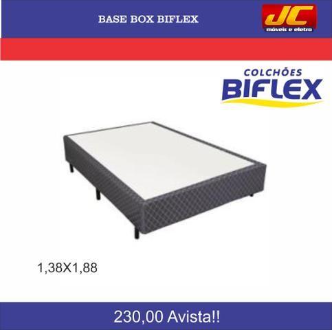 Base box casal direto de fabrica