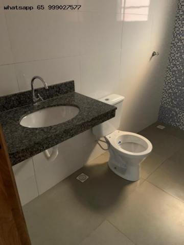 Casa para Venda em Várzea Grande, Nova Fronteira, 2 dormitórios, 1 banheiro, 2 vagas - Foto 10