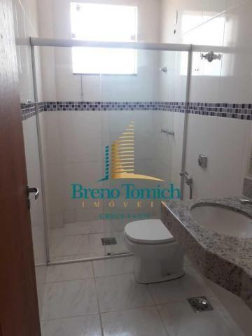 Apartamento com 3 dormitórios para alugar, 100 m² por r$ 1.300/mês - fátima - teófilo oton - Foto 16