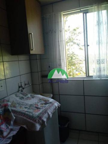 Apartamento residencial à venda, Cidade Industrial, Curitiba. - Foto 12