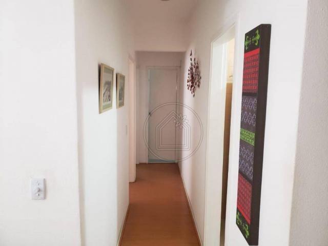 Apartamento com 2 dormitórios à venda, 60 m² por r$ 595.000,00 - tijuca - rio de janeiro/r - Foto 5
