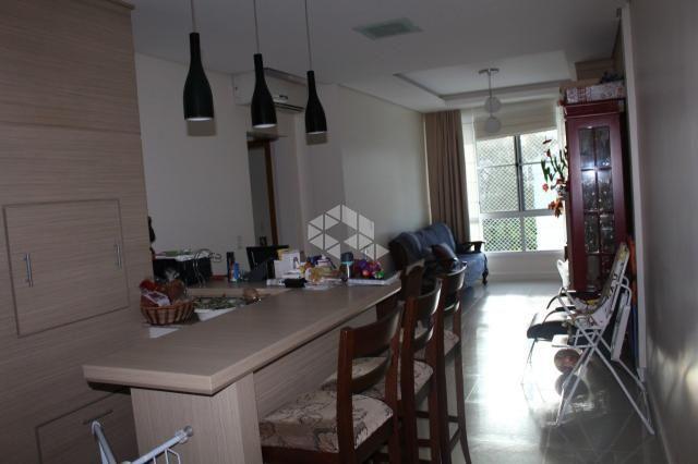 Apartamento à venda com 2 dormitórios em São joão, Porto alegre cod:9889975 - Foto 4