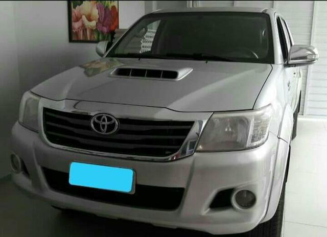 Hilux ano 2012- 2013