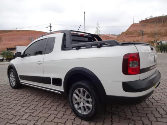 VOLKSWAGEN SAVEIRO 1.6 CE CROSS - Foto 4