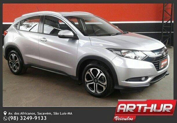 Honda HR-V EX 1.8 AT Flexone Arthur Veiculos 2016 - Foto 2